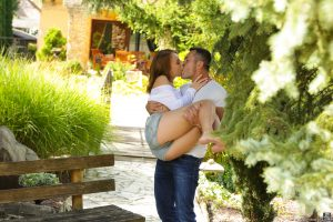 Kira Thorn in GETTING DIRTY IN THE GARDEN with Renato 3